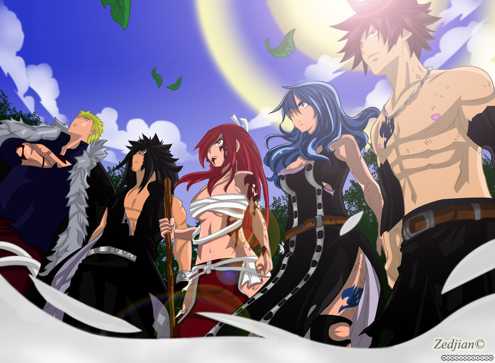 Fairy Tail 324 Page 3