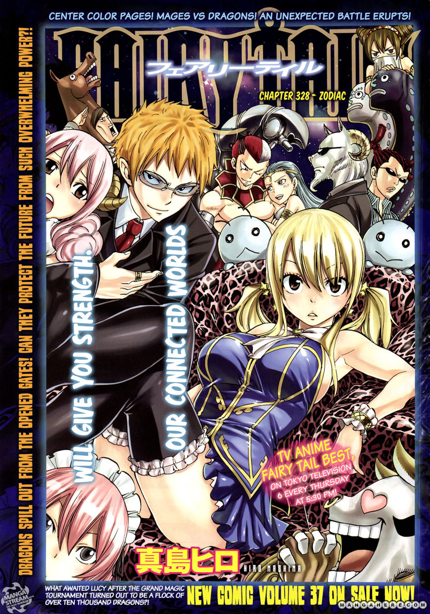 Fairy Tail 328 Page 1
