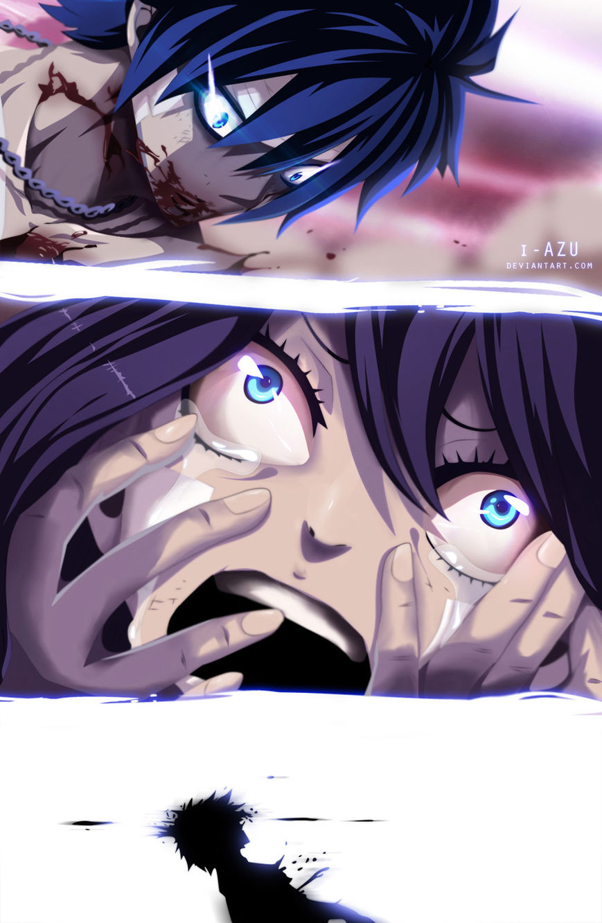 Fairy Tail 338 Page 3