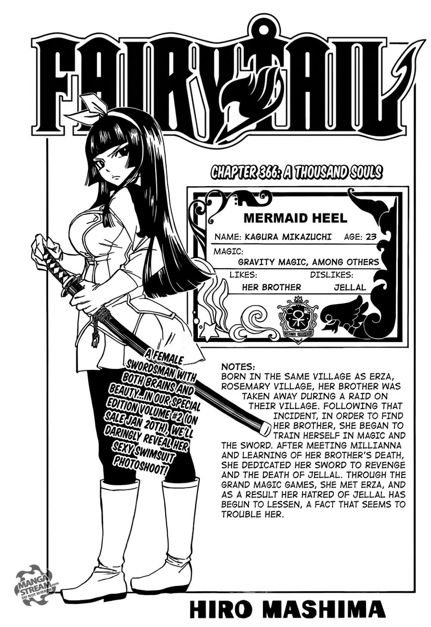 Fairy Tail 366 Page 1
