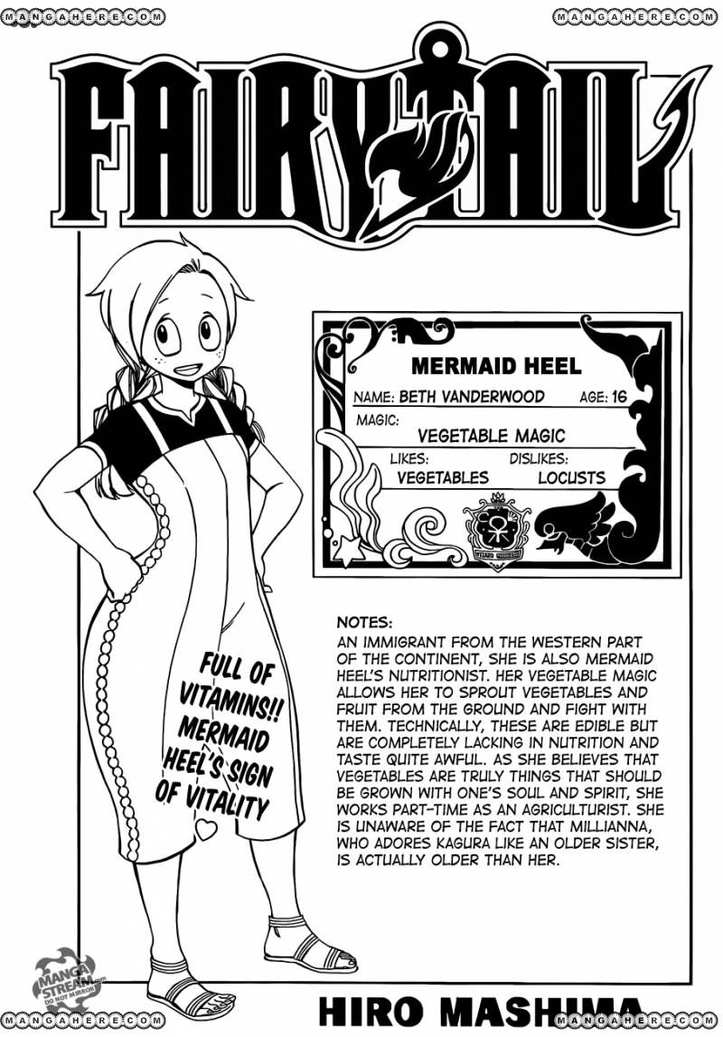 Fairy Tail 370 Page 1