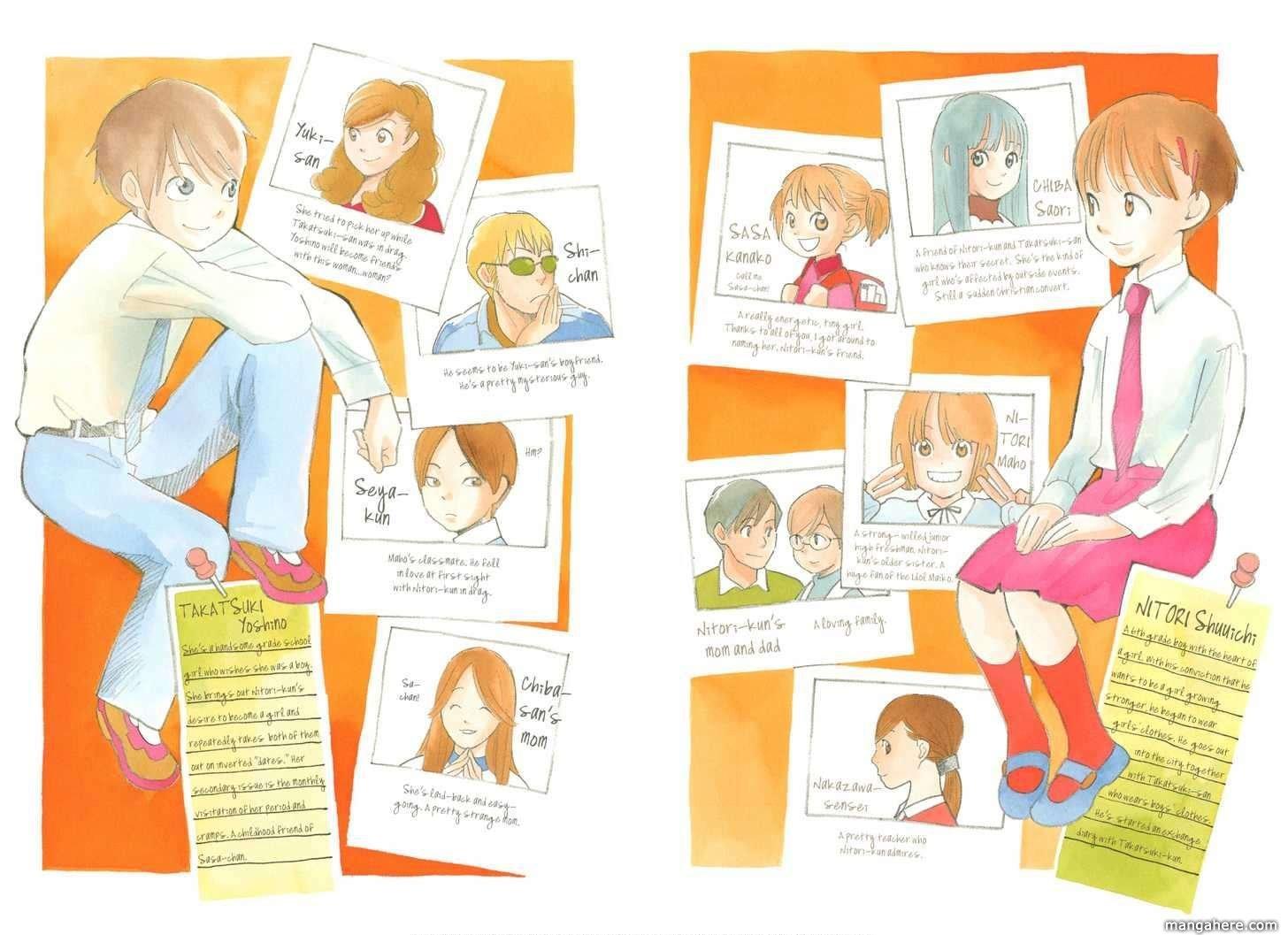 Hourou Musuko 9 Page 3