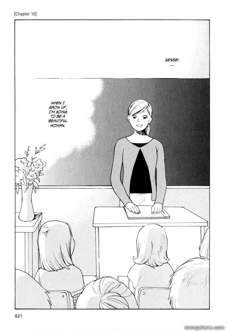Hourou Musuko 10 Page 1