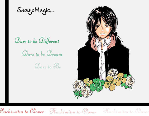Honey and Clover 4 Page 1