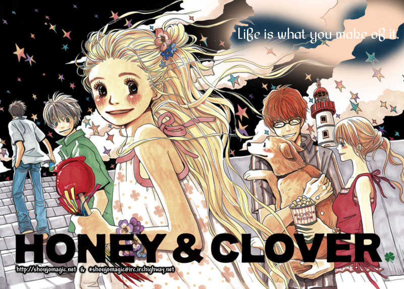 Honey and Clover 11 Page 1