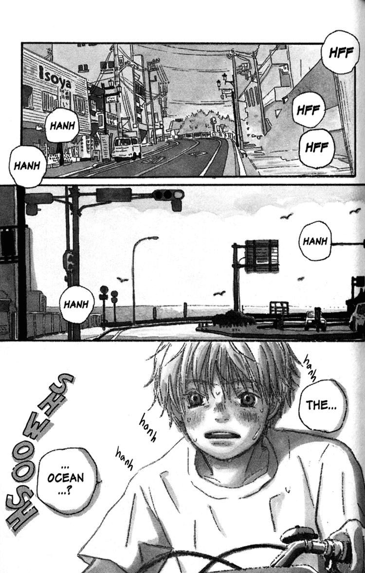 Honey and Clover 39 Page 1