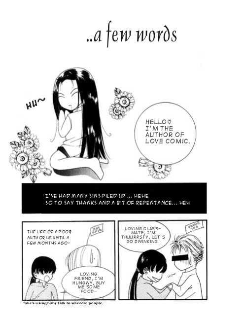 Love Comic 6.2 Page 2