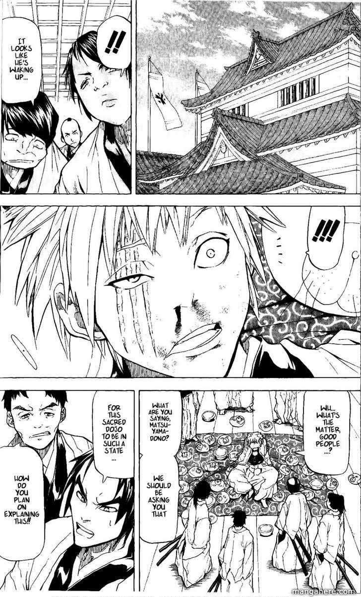 Samurai Usagi 12 Page 2
