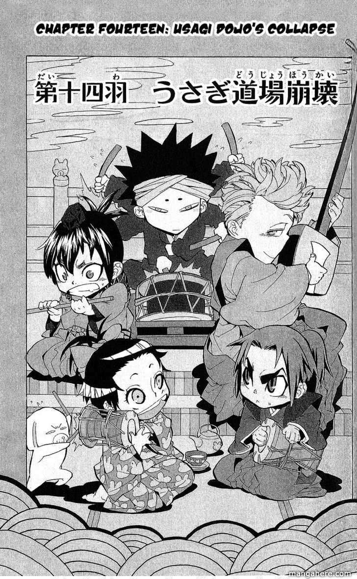 Samurai Usagi 14 Page 1