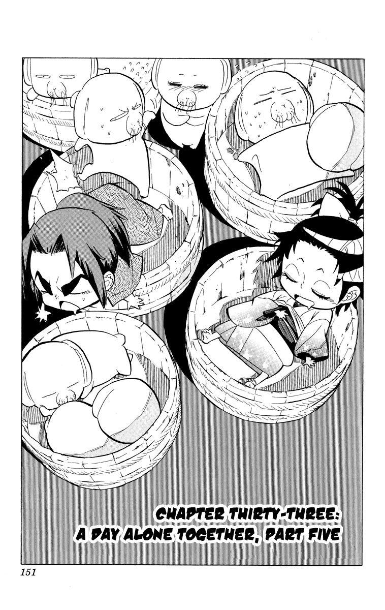 Samurai Usagi 33 Page 1