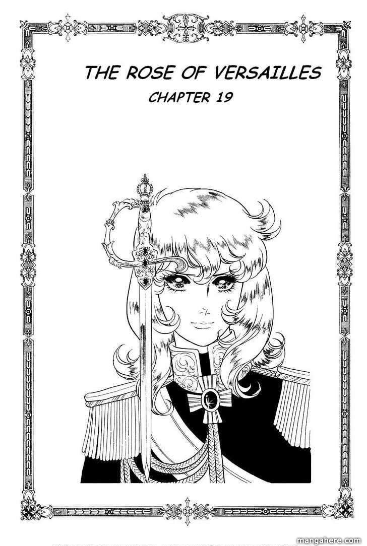 Rose of Versailles 19 Page 1