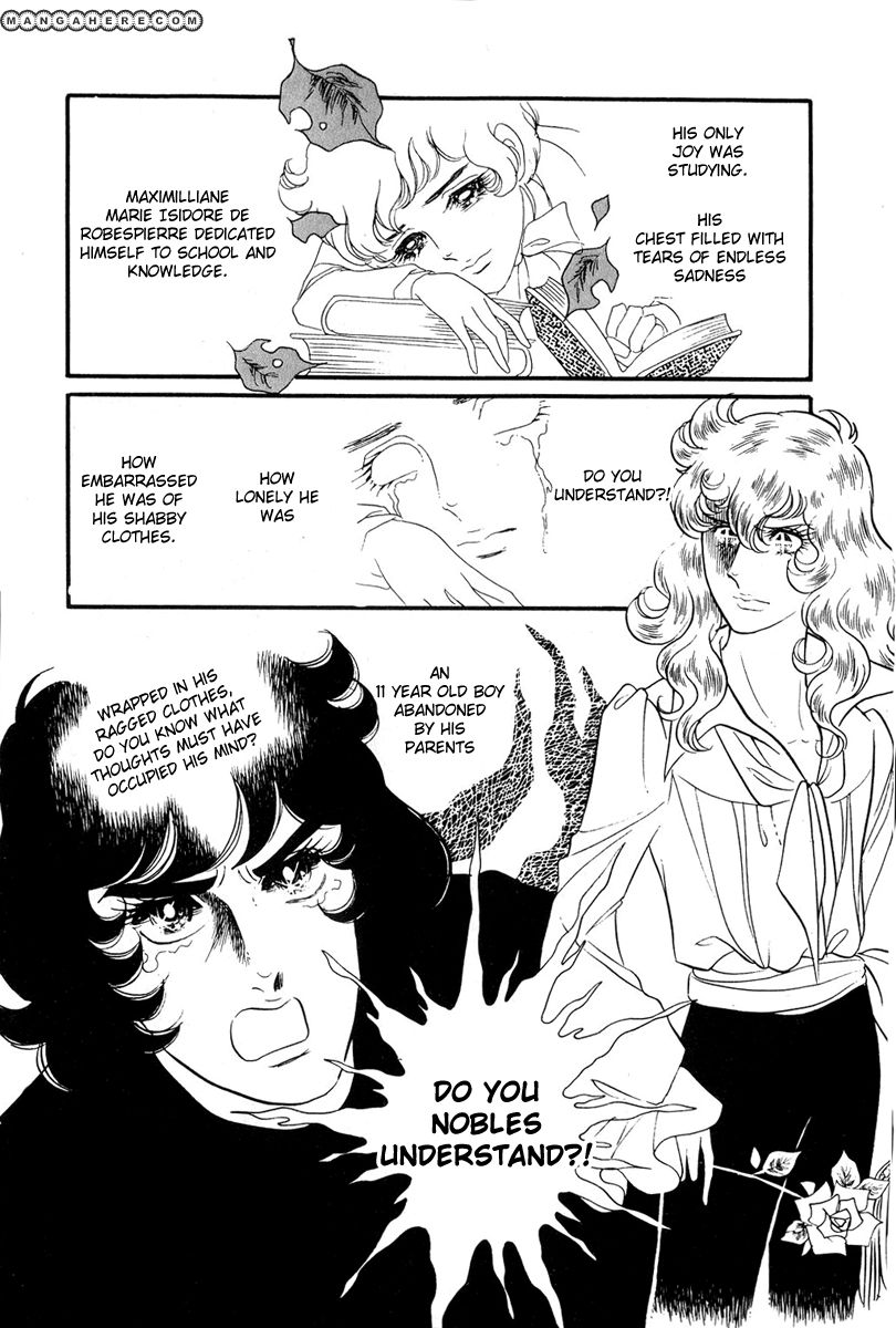 Rose of Versailles 30 Page 1