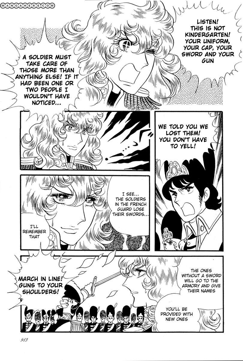 Rose of Versailles 33 Page 4