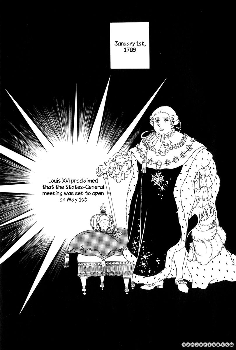 Rose of Versailles 43 Page 1