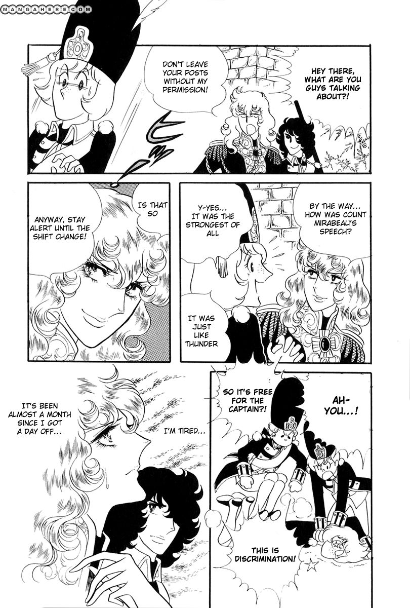 Rose of Versailles 44 Page 3