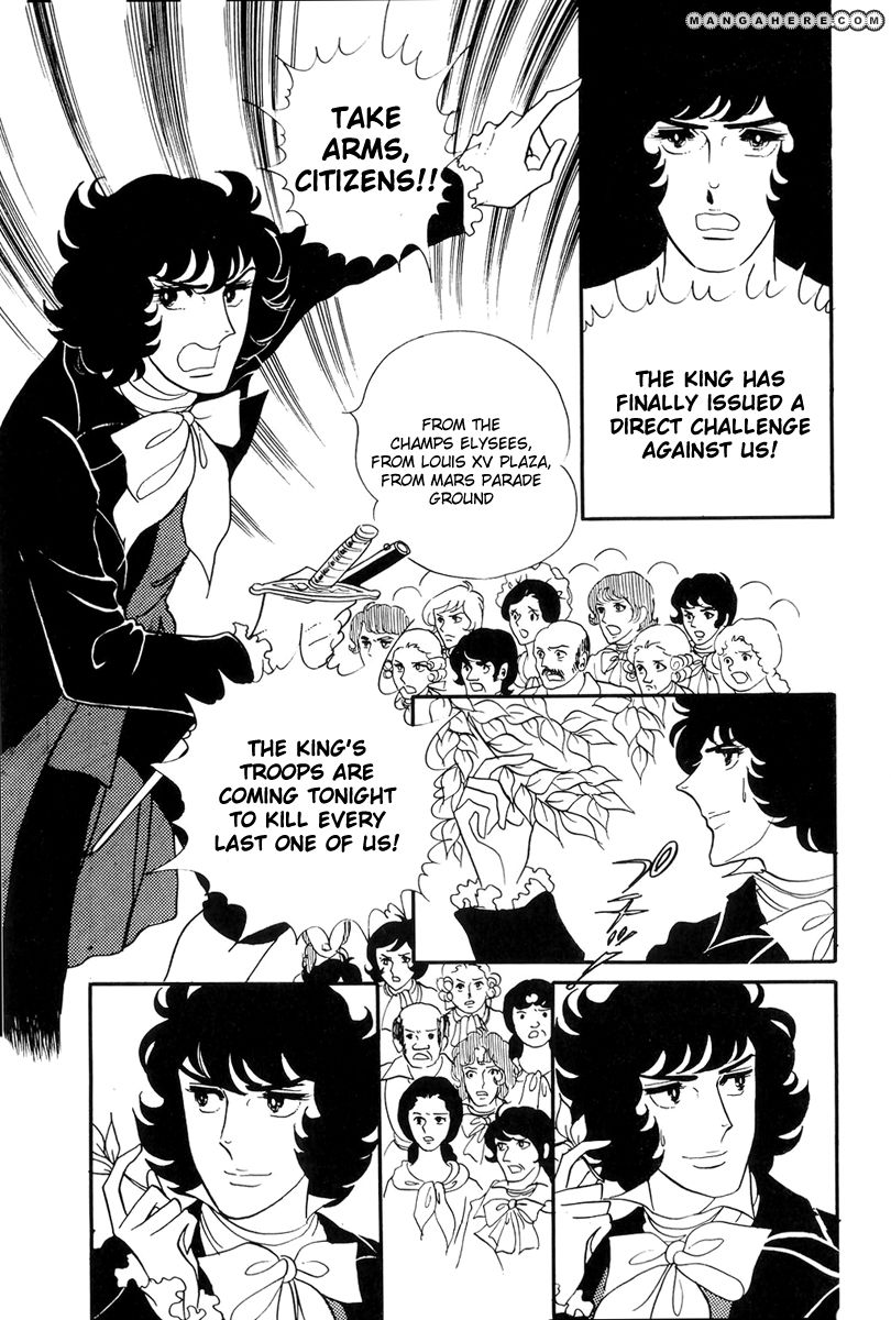 Rose of Versailles 51 Page 1