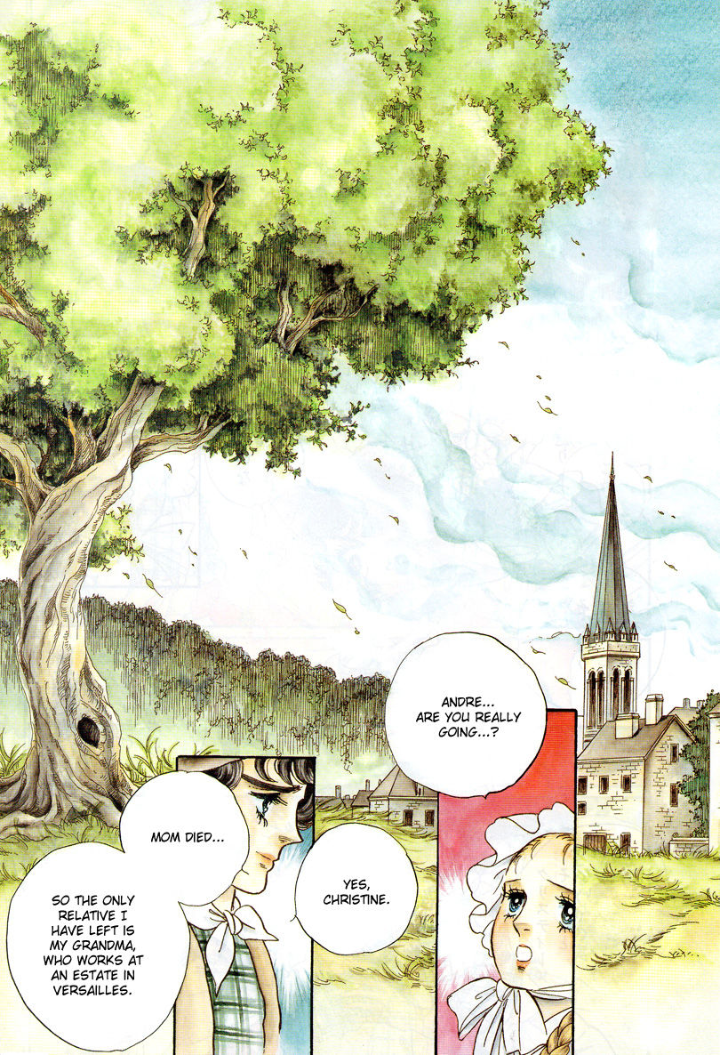 Rose of Versailles 66.1 Page 2