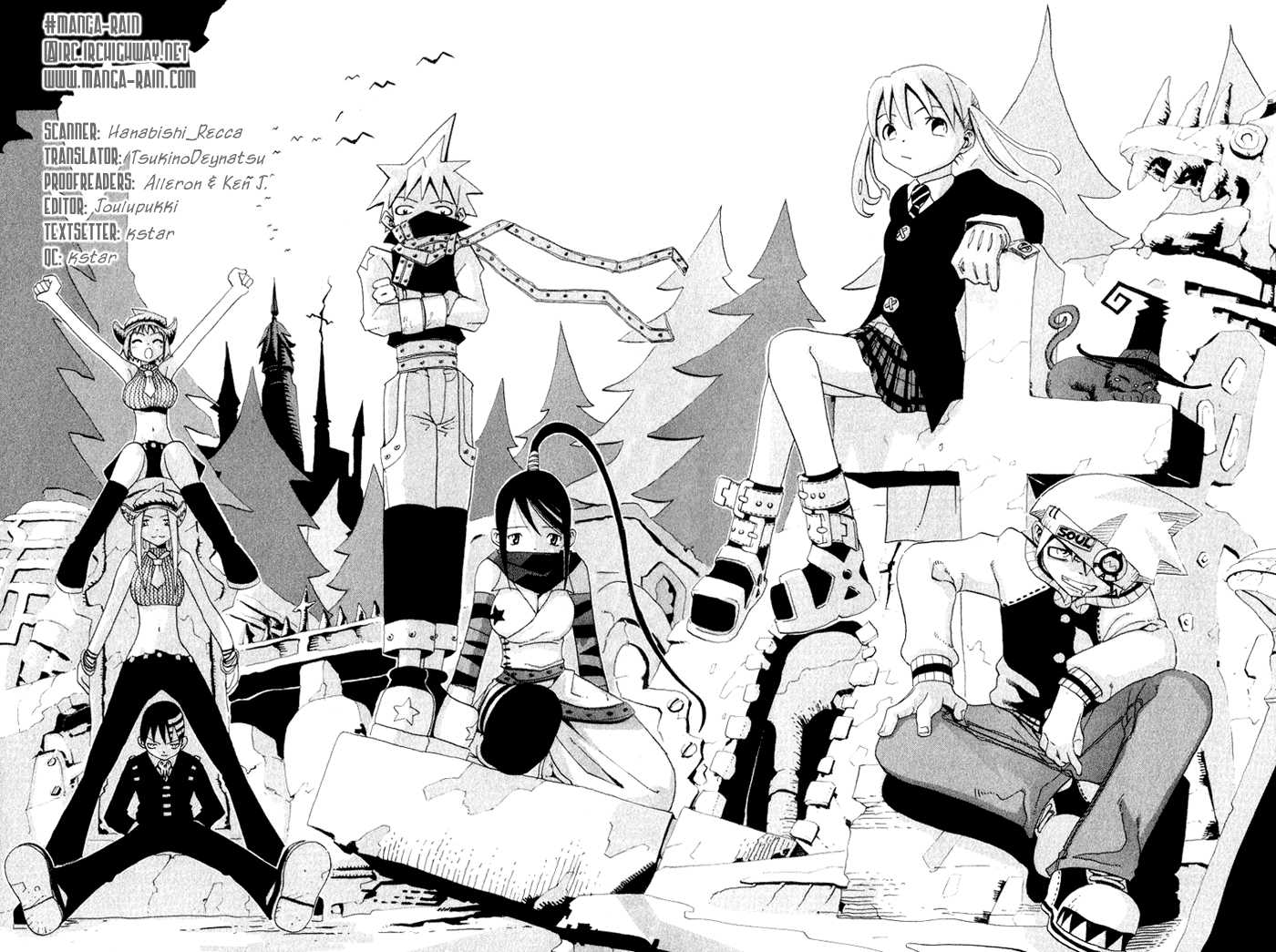 Soul Eater 3 Page 3