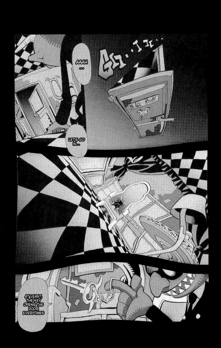 Soul Eater 20 Page 1