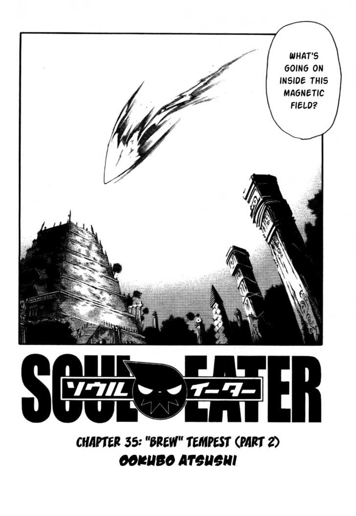 Soul Eater 35 Page 2