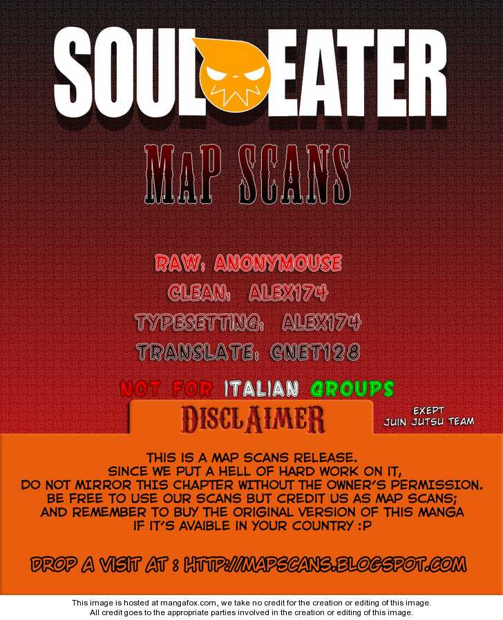 Soul Eater 62 Page 1