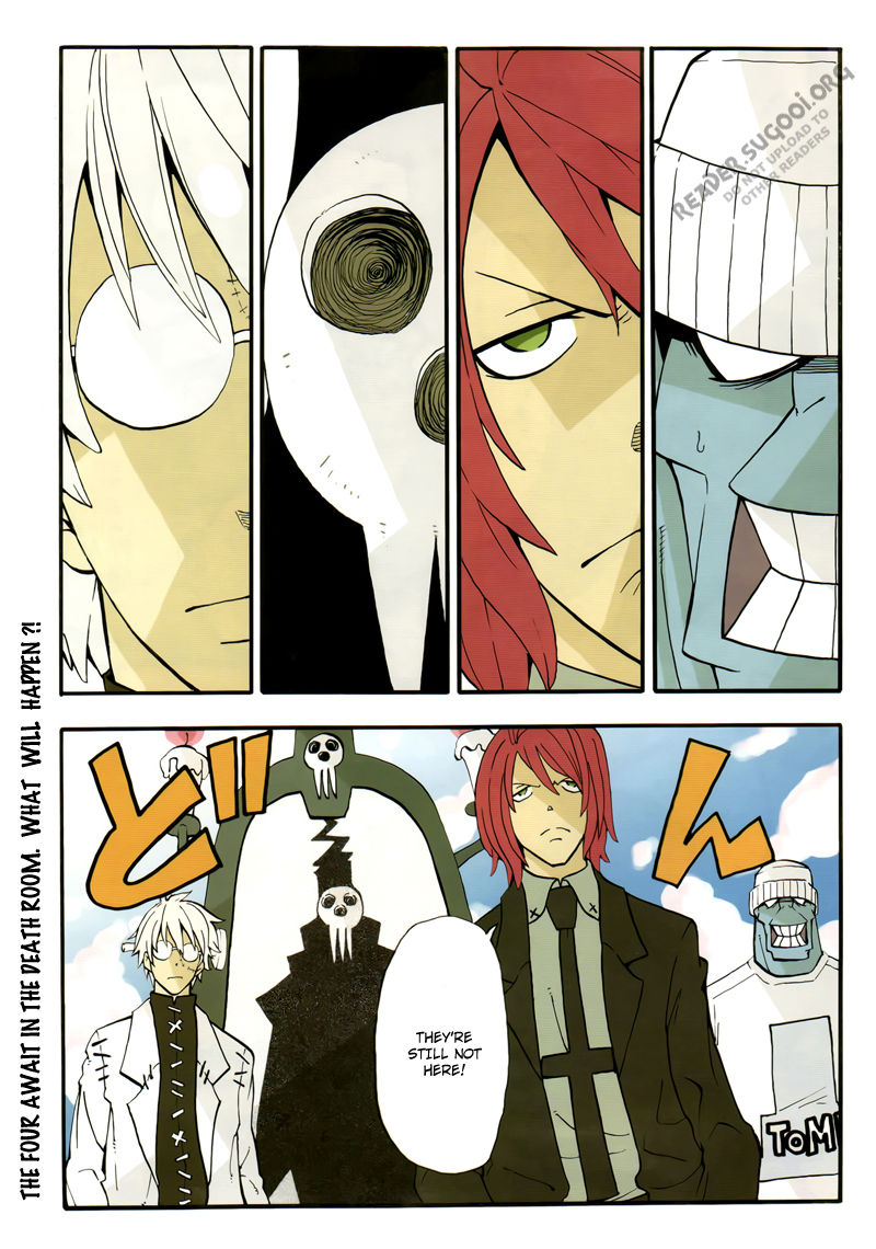 Soul Eater 70 Page 3
