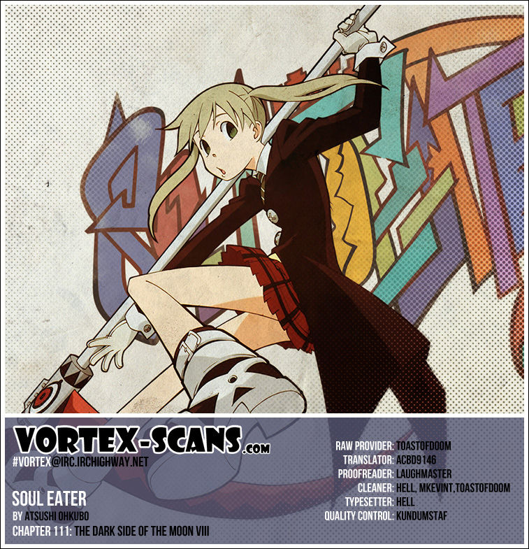Soul Eater 111 Page 1