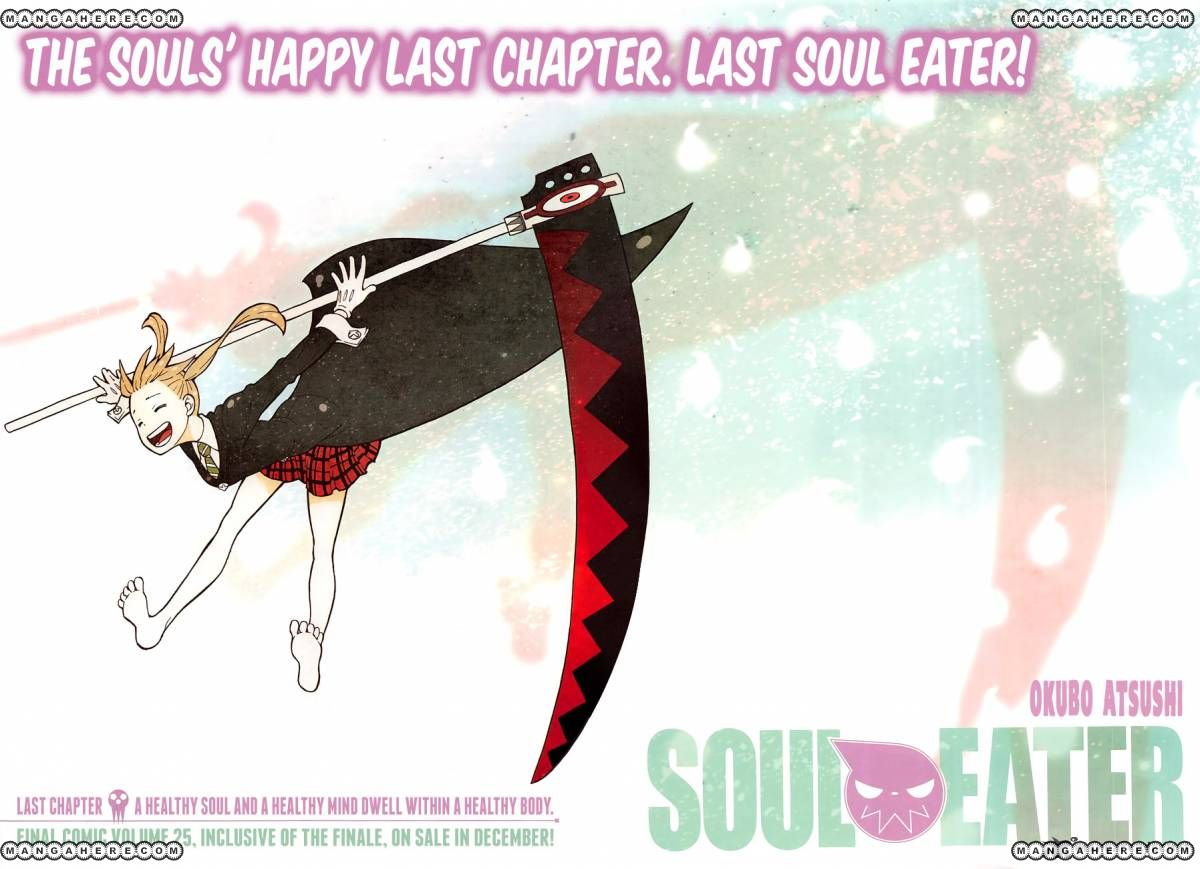 Soul Eater 113 Page 3