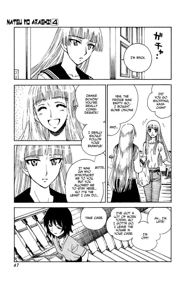 Natsu no Arashi! 21 Page 3