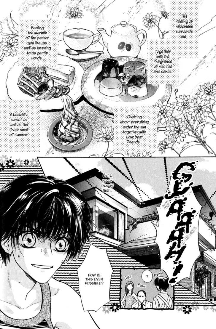Komatta Toki ni wa Hoshi ni Kike! 24.2 Page 2