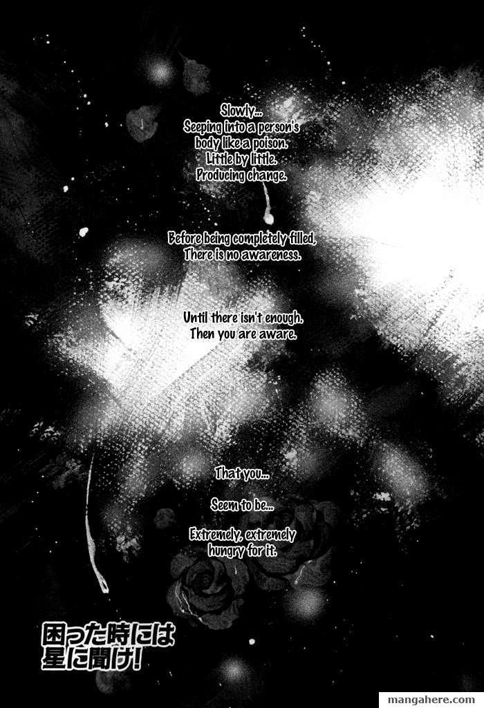 Komatta Toki ni wa Hoshi ni Kike! 37 Page 3
