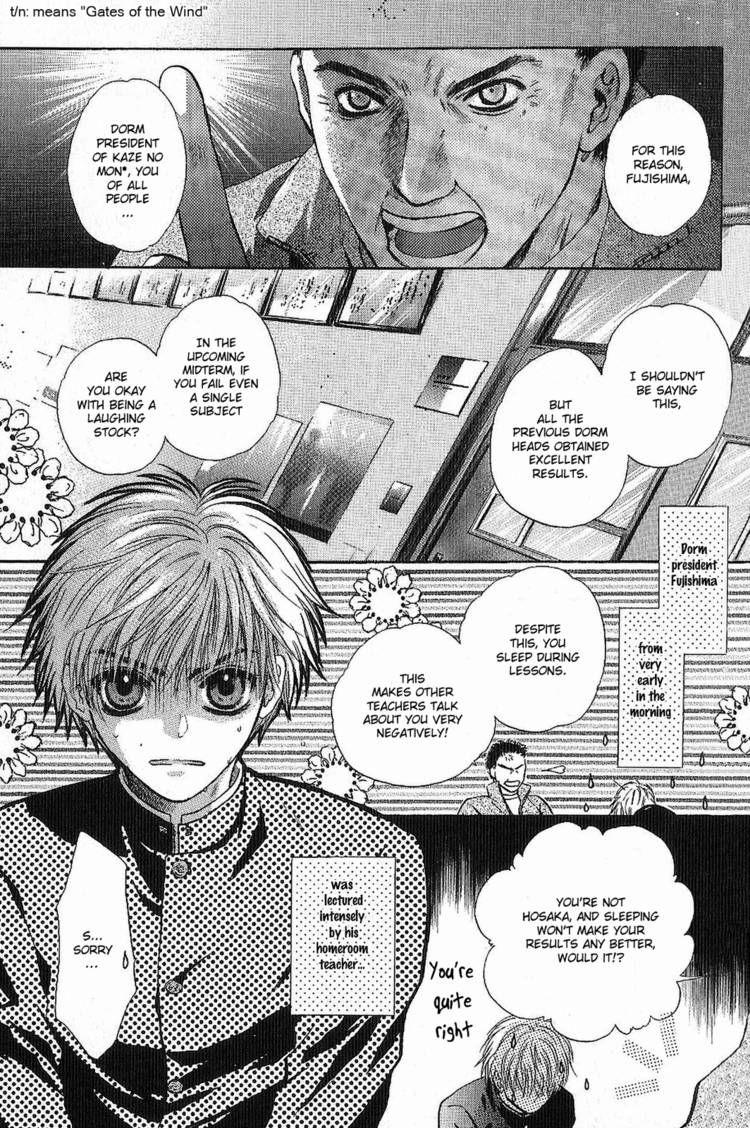 Komatta Toki ni wa Hoshi ni Kike! 58.5 Page 2