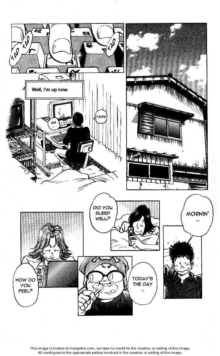 Densha Otoko - Net Hatsu, Kakueki Teisha no Love Story 22 Page 2