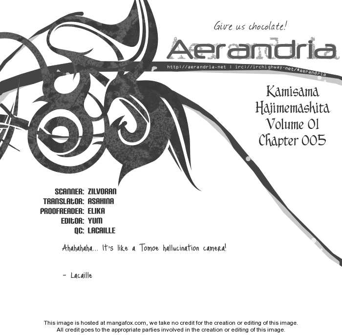 Kamisama Hajimemashita 5 Page 2