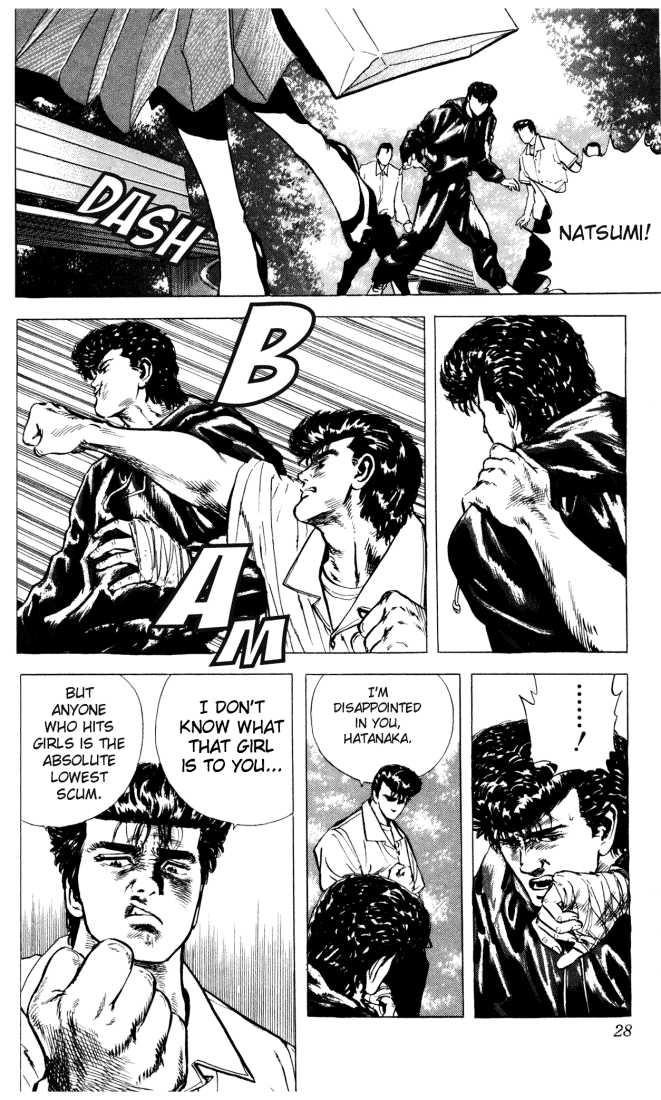 Rokudenashi Blues 20 Page 3
