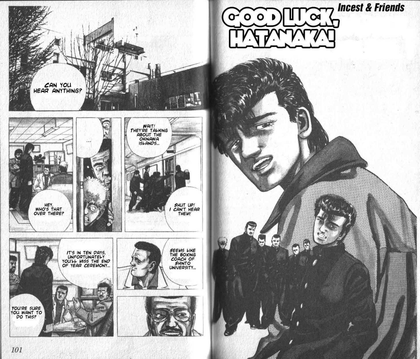 Rokudenashi Blues 34 Page 2