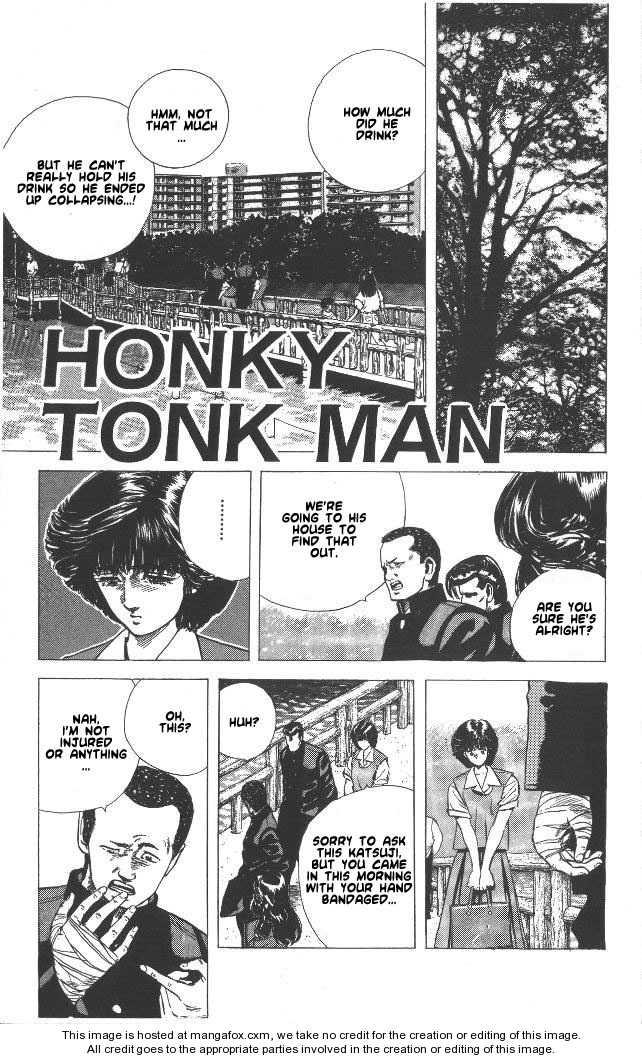 Rokudenashi Blues 51 Page 1