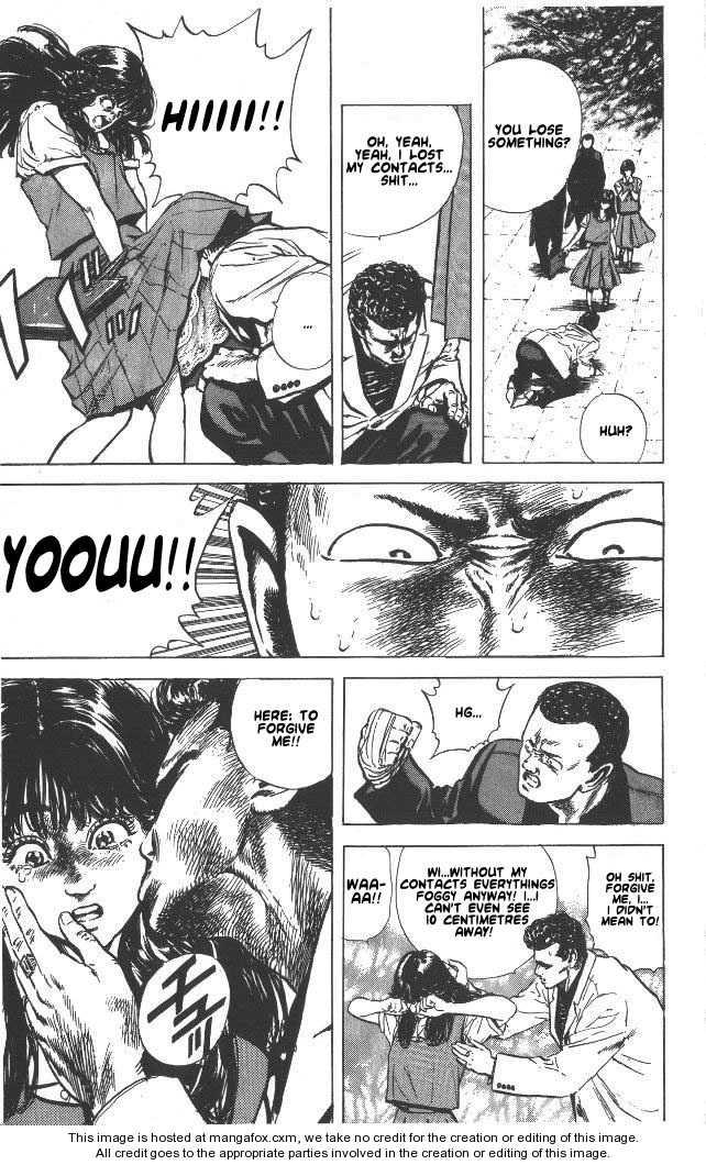 Rokudenashi Blues 51 Page 3