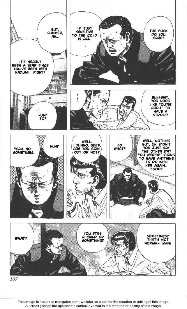 Rokudenashi Blues 54 Page 4