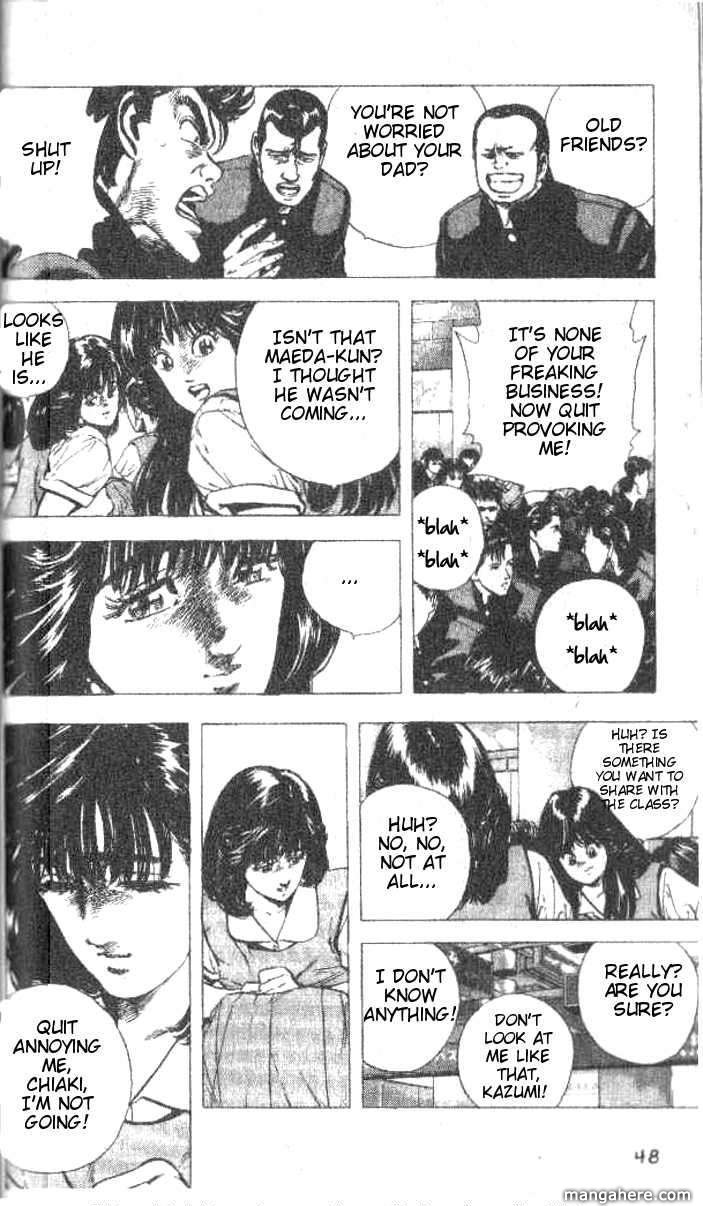 Rokudenashi Blues 72 Page 3