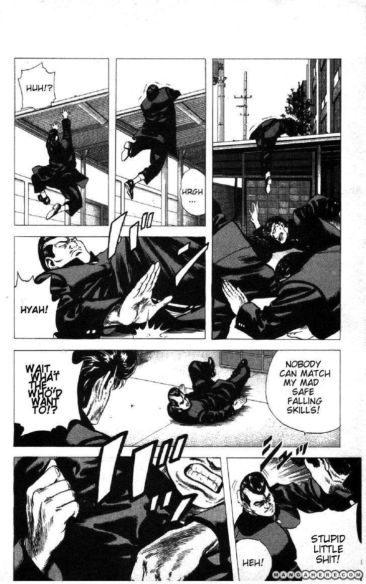 Rokudenashi Blues 83 Page 3