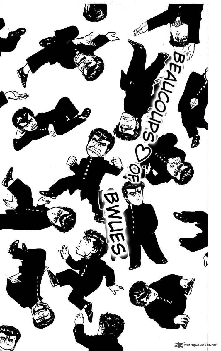 Rokudenashi Blues 130 Page 1