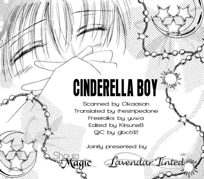Cinderella Boy 3 Page 2