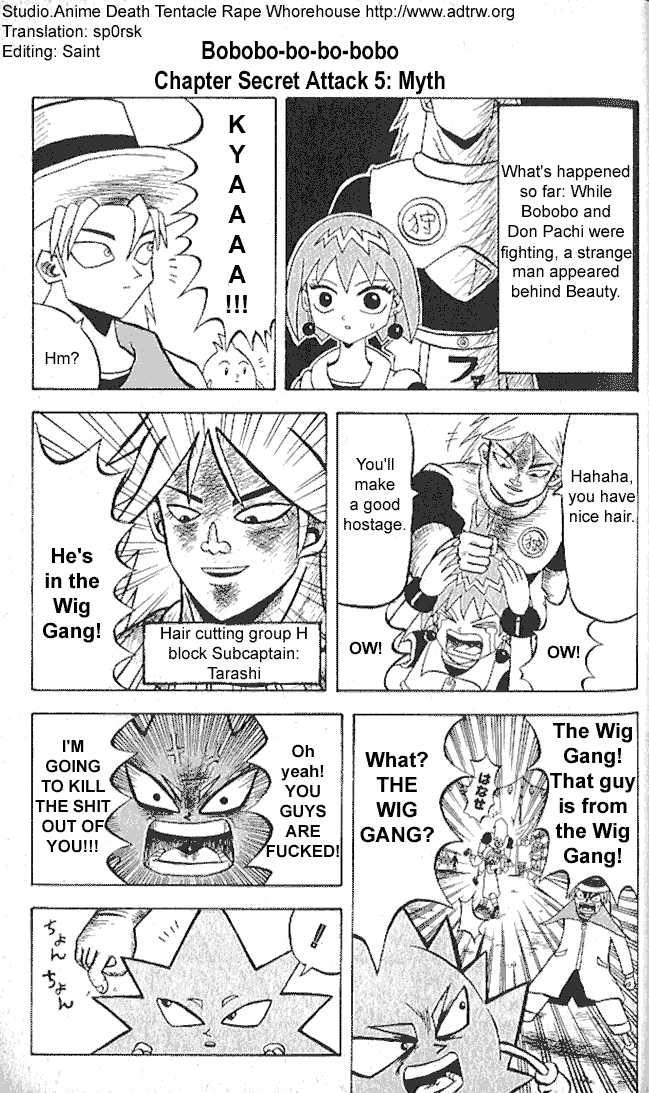 Bobobo-bo Bo-bobo 5 Page 1