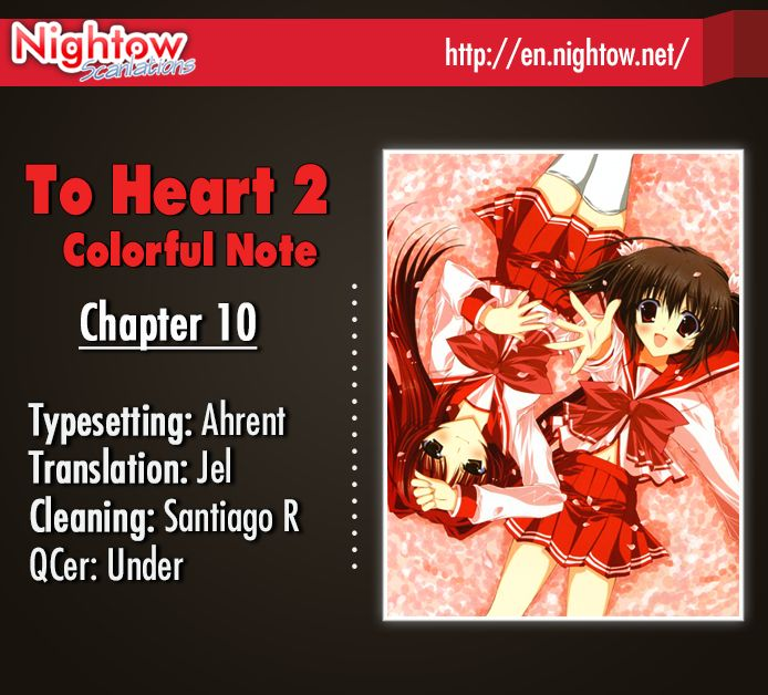 To Heart 2 - Colorful Note 10 Page 2
