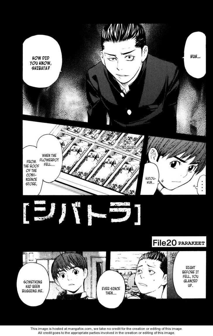Shibatora 20 Page 1