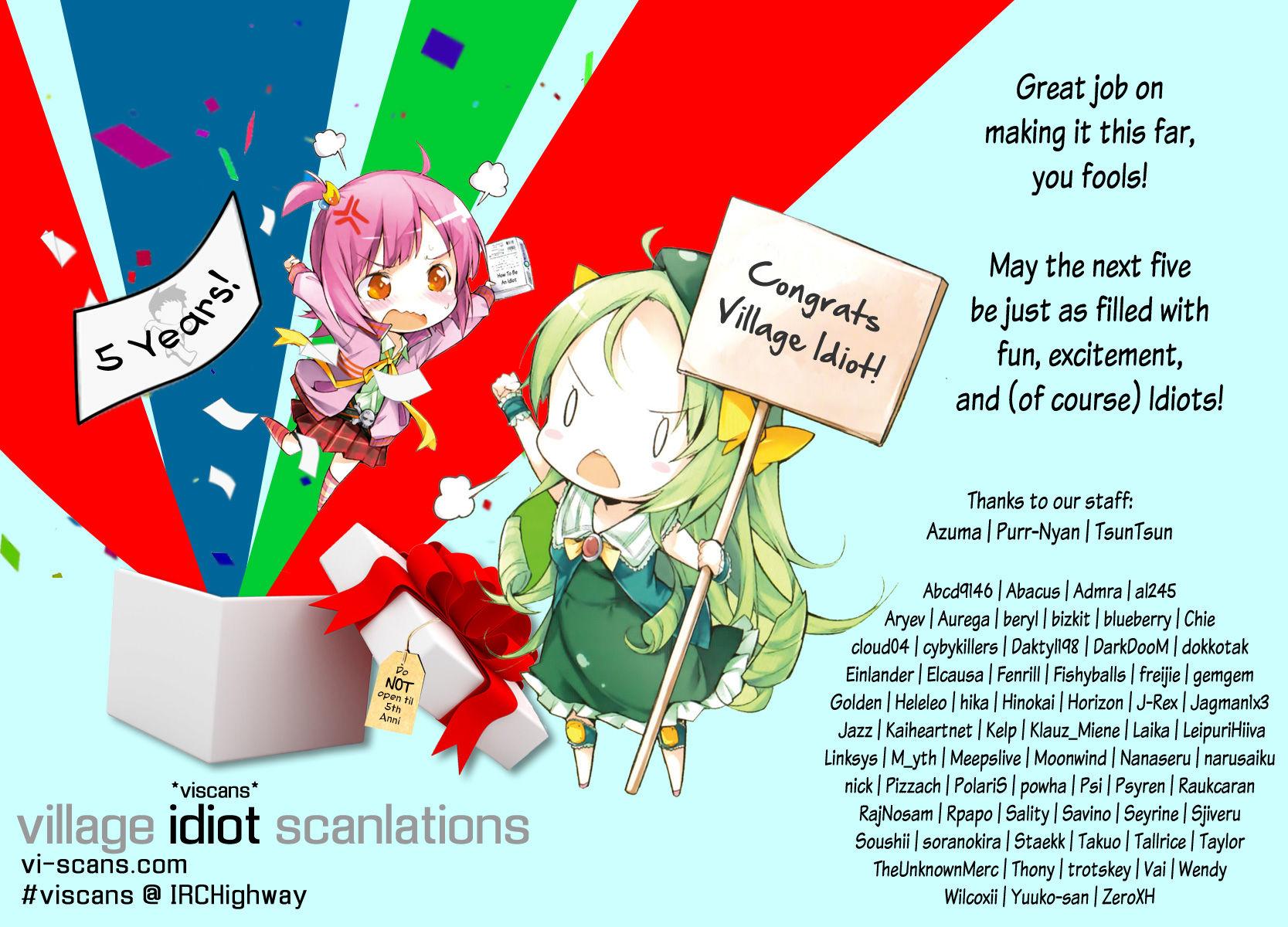 Chocolat (KUBONOUCHI Eisaku) 62 Page 1