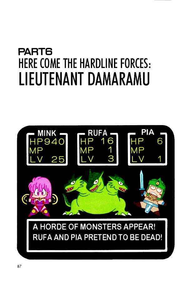 Dragon Half 6 Page 1