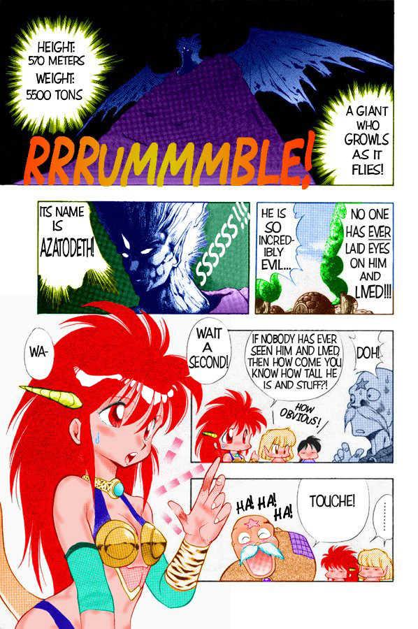 Dragon Half 10 Page 2