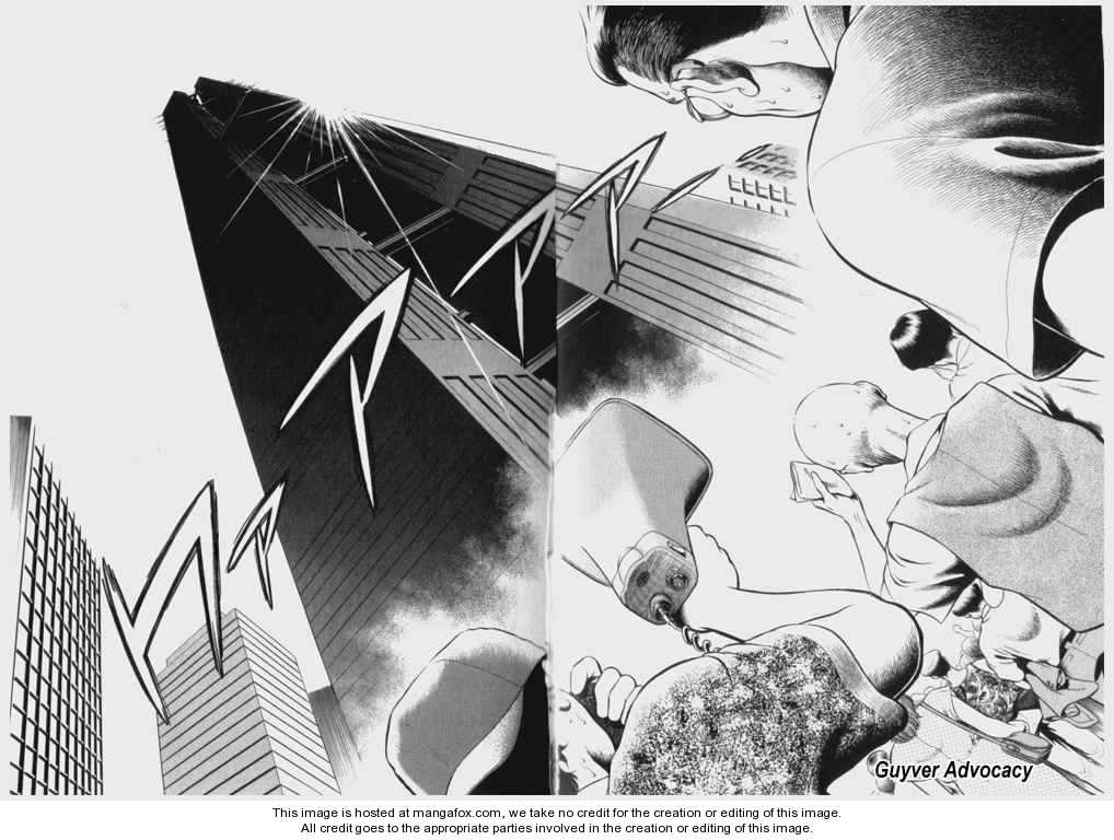 Guyver 61 Page 3